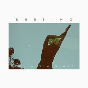 "Josin Burning (For anew Start) album ""In the blank Space"""